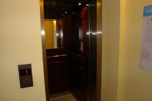 Хидравличен асансьор
