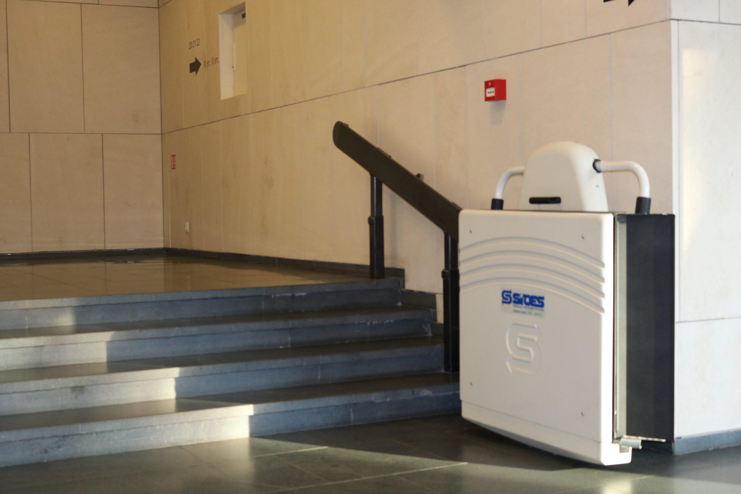асансьори за инвалидни колички